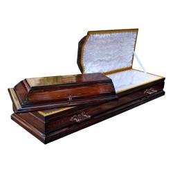 Гроб «Двухкрышечник»